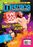 Pro Wrestling Illustrated December 01, 2021 Issue Cover