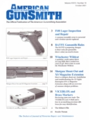 American Gunsmith October 01, 2021 Issue Cover
