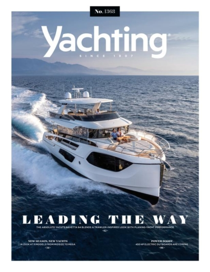 Yachting | 2/1/2021 Cover