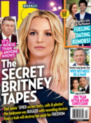 Us Weekly October 11, 2021 Issue Cover