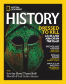 National Geographic History | 1/1/2021 Cover