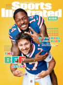 Sports Illustrated Kids September 01, 2021 Issue Cover
