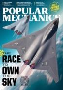 Popular Mechanics July 01, 2021 Issue Cover