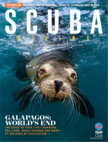 Scuba Diving May 01, 2020 Issue Cover