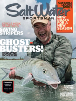 Salt Water Sportsman May 01, 2021 Issue Cover
