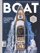 Boat International August 01, 2021 Issue Cover