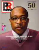 PRWeek July 01, 2020 Issue Cover