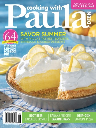 Cooking With Paula Deen | 5/1/2021 Cover