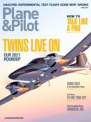 Plane & Pilot | 6/1/2021 Cover