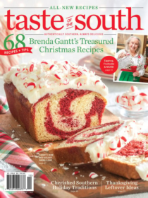 Taste of the South November 01, 2021 Issue Cover