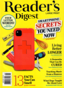 Reader's Digest - Large Print Edition June 01, 2021 Issue Cover