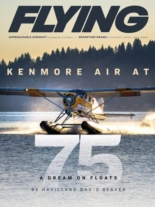Flying April 01, 2021 Issue Cover