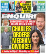 National Enquirer May 10, 2021 Issue Cover