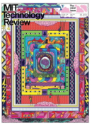 MIT Technology Review September 01, 2021 Issue Cover