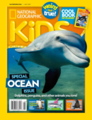 National Geographic Kids May 01, 2021 Issue Cover