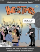 Humor Times October 01, 2021 Issue Cover