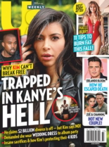 Us Weekly September 13, 2021 Issue Cover