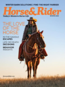 Horse & Rider | 12/1/2020 Cover
