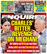 National Enquirer May 31, 2021 Issue Cover