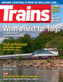 Trains September 01, 2021 Issue Cover