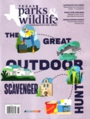 Texas Parks & Wildlife June 01, 2021 Issue Cover