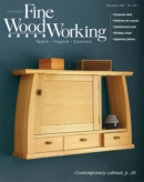 Fine Woodworking December 01, 2021 Issue Cover