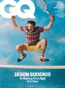 Gentlemen's Quarterly - GQ August 01, 2021 Issue Cover