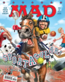 Mad October 01, 2021 Issue Cover