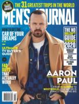 Men's Journal | 1/1/2020 Cover