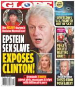 Globe   4/19/2021 Cover