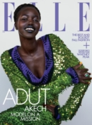 ELLE August 01, 2021 Issue Cover