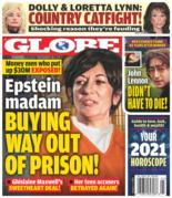 Globe | 1/4/2021 Cover