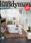 The Family Handyman October 01, 2021 Issue Cover