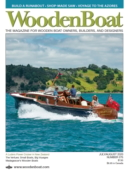 Wooden Boat July 01, 2020 Issue Cover