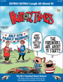 Humor Times | 7/2020 Cover