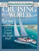 Cruising World September 01, 2021 Issue Cover