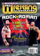 Pro Wrestling Illustrated November 01, 2021 Issue Cover