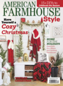 American Farmhouse Style | 12/1/2020 Cover