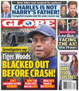Globe   3/22/2021 Cover