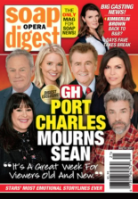 Soap Opera Digest May 24, 2021 Issue Cover