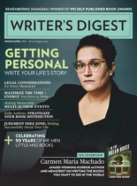 Writer's Digest March 01, 2021 Issue Cover