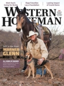 Western Horseman October 01, 2021 Issue Cover