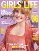 Girls' Life October 01, 2021 Issue Cover