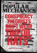 Popular Mechanics May 01, 2021 Issue Cover