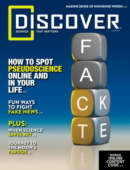 Discover June 01, 2021 Issue Cover
