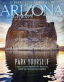 Arizona Highways August 01, 2021 Issue Cover