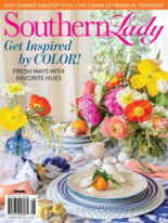 Southern Lady July 01, 2021 Issue Cover