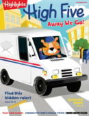 Highlights High Five September 01, 2021 Issue Cover