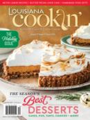 Louisiana Cookin' November 01, 2021 Issue Cover