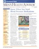 Men's Health Advisor August 01, 2021 Issue Cover